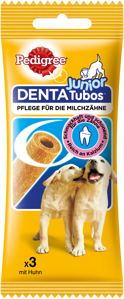 PEDIGREE TUBOS Junior Denta 3 Stück
